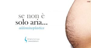Addominoplastica maschile. Il men's body lift coniugato ai drastici cali di peso.