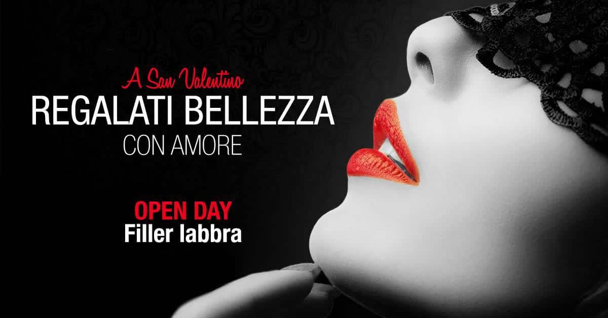 evento open day filler labbra