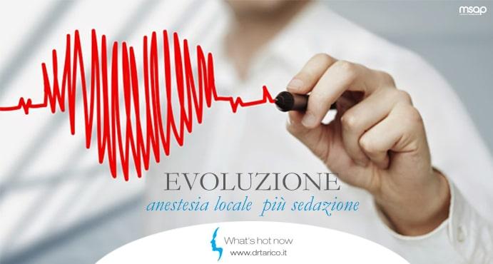La nuova rivoluzione della Chirurgia Estetica: arriva la Neuroleptoanalgesia.