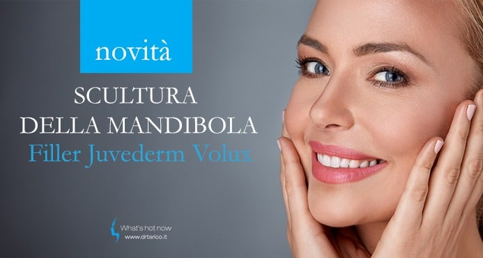 Grande evento @Juvederm Volux, il bio-filler per scolpire il profilo mandibolare