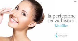 Sta diventando l'appuntamento con la bellezza più celebre del globo: Rinofiller, rifarsi il naso senza bisturi.