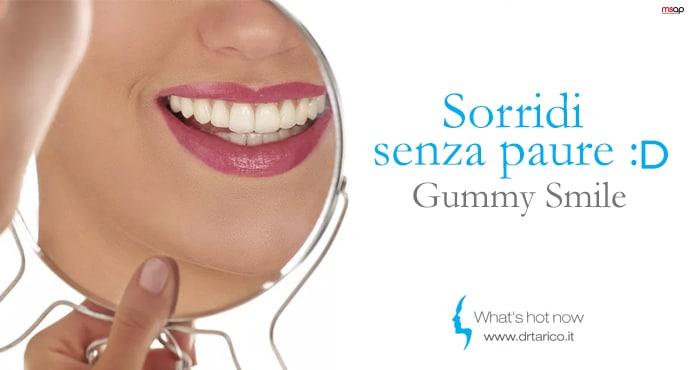 Gummy Smile e Proteina Botulinica: correggere il Sorriso Gengivale senza Chirurgia oggi è possibile.
