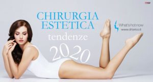 2020: le nuove tendenze della chirurgia estetica. 3, 2, 1, 0!
