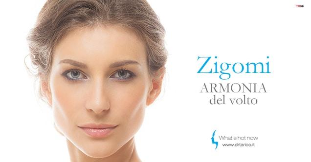 L'importanza degli zigomi nell'armonia del volto