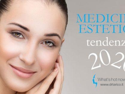 2020: le nuove tendenze della medicina estetica
