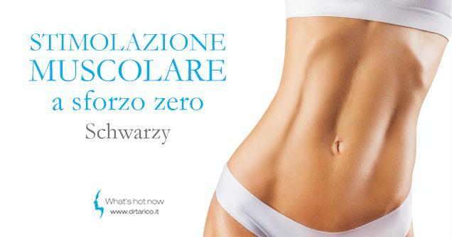 Schwarzy: le nuove frontiere della stimolazione muscolare elettromagnetica