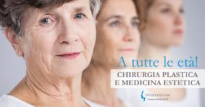Chirurgia Plastica e Medicina Estetica, generazioni a confronto
