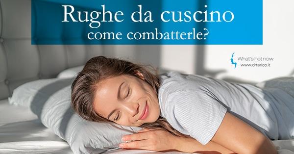 Rughe da cuscino: come combatterle?