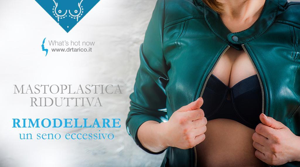 Mastoplastica riduttiva: rimodellare un seno eccessivo