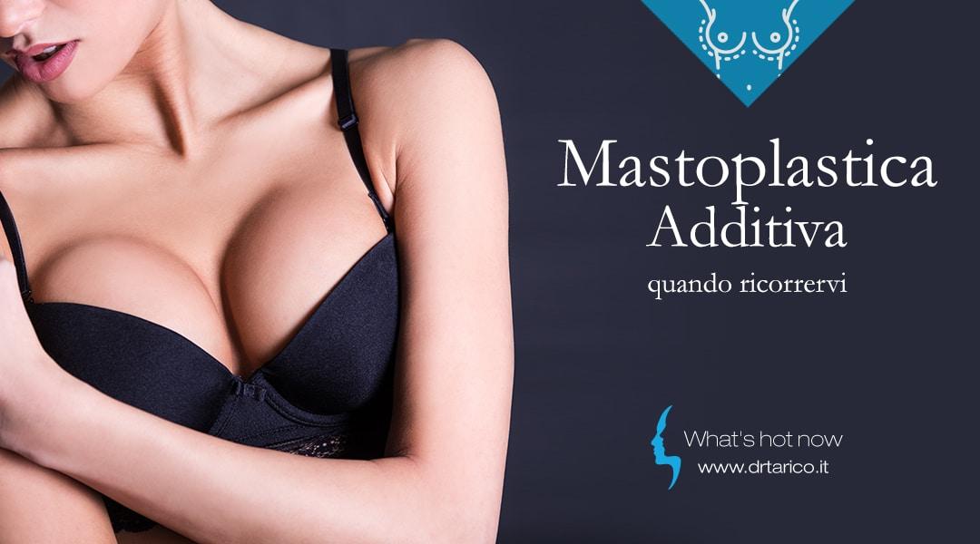 Come va fra te… e il tuo seno? Mastoplastica additiva, quando ricorrervi